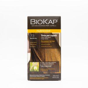 Biocap-tinta-7.3 biondo oro