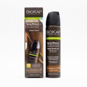 Biocap-Spray-ritocco-Castano-chiaro