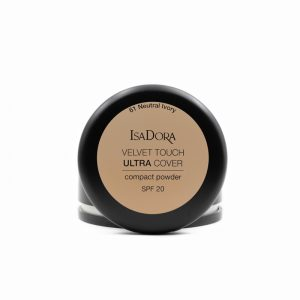 Isadora-Velvet-touch-ultra-cover-compact-powder-spf20-61-neutral-ivory