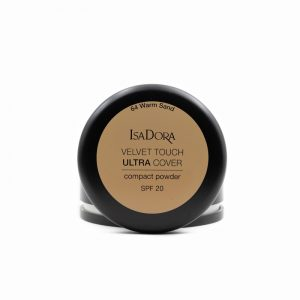 Isadora-Velvet-touch-ultra-cover-compact-powder-spf20-64-warm-sand