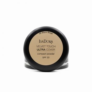 Isadora-Velvet-touch-ultra-cover-compact-powder-spf20-66-warm-beige
