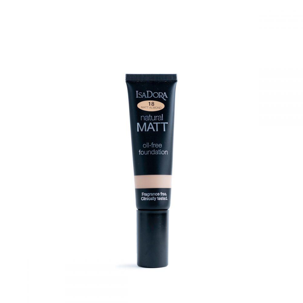 Isadora-natural-matt-18-matt-almond-oil-free-foundation