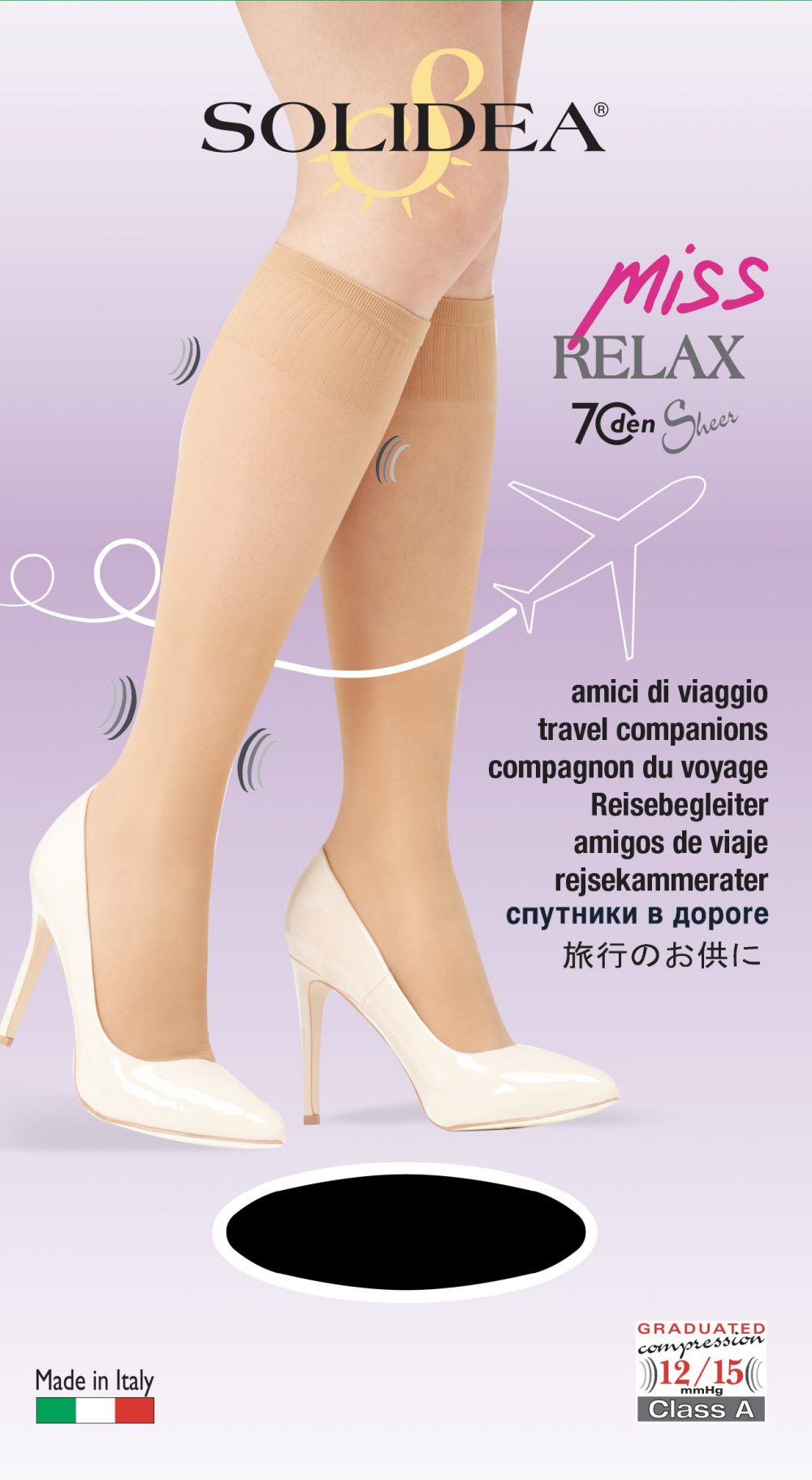 SOLIDEA MISS RELAX 70