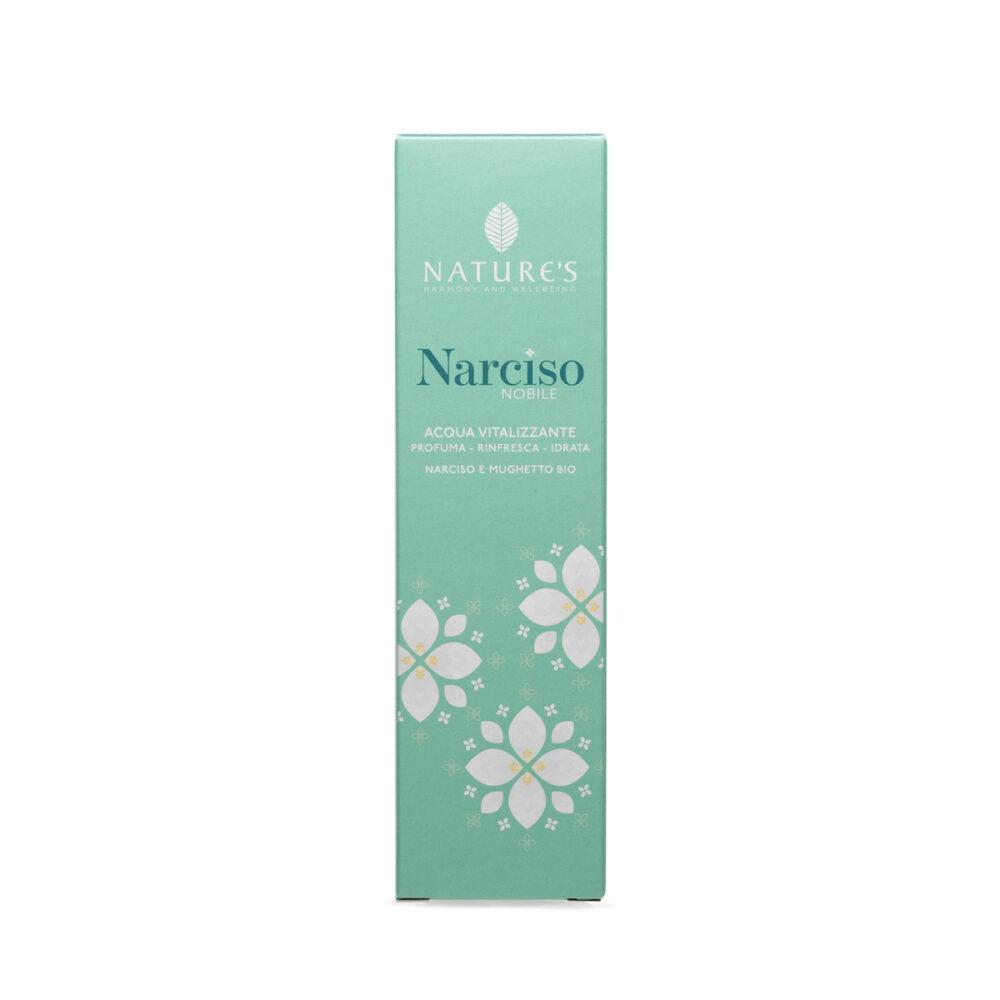 natures acqua vitalizzante narciso